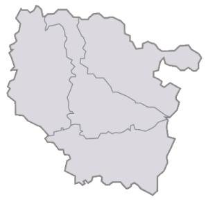 Départements de la région Lorraine
