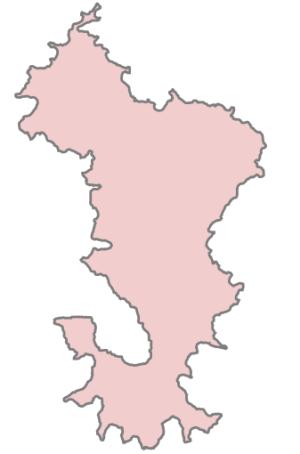 Départements de la région Mayotte