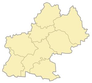 Départements de la région Midi-Pyrénées