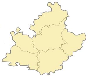 Départements de la région Provence-Alpes-Côte d'Azur